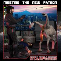 Starfarer: The New Patron by AbaKon