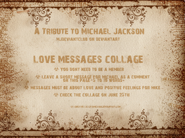 PROJECT: Love Messages Collage by itz-Cindyrella