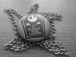 The Nightmare before Christmas by Asenev