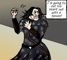 The madness of Sheriff Snape by Rahball