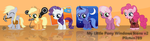 My Little Pony Windows Icons v2 by pikmin789