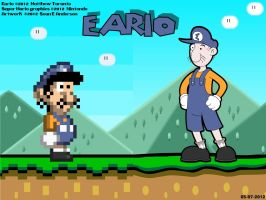 Eario meets Eario by TheRealSneakers