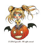 Trick or treat by Cypernelli