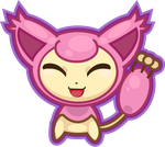 Hello Skitty by PiNkOpHiLiC