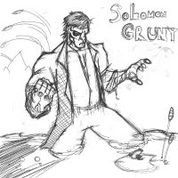 solomon grundy by danny2069