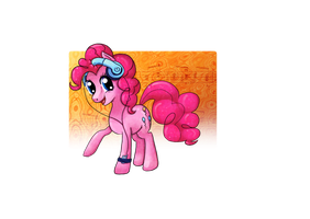 Pinkie Pie by Digital-Doodler