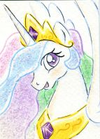 ATC Princess Celestia by rayechu