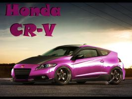 Honda CR-Z by FabricioProDesign