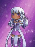 Alisette Chibi by RiverTyna