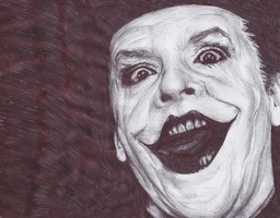 The Joker Finished by TheKrystleGallery
