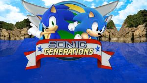 Sonic Generations Wallpaper by kailmanning