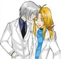 Watari and Muraki by The-Infamous-Pumpkin