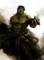 The Avengers - Hulk by theDURRRRIAN