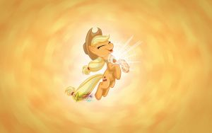 Applejack Harmony Element by mysticalpha