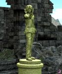 Statue of the missing prince by Aisiko