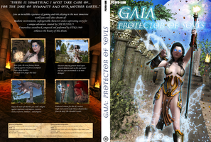 Gaia Protector of Souls by DameOdessa