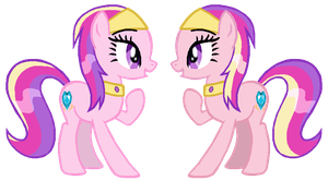 Cadence twins by ClassicsAreDEAD