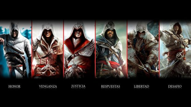 Assassin's Creed Saga 2013 by Evilinx