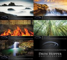 2012 Business Cards by DrewHopper