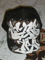 Graffiti Cap by sevasone