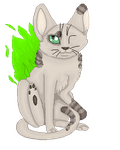 Bunny Cat by pearlevil