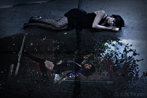 She Dreams in Puddles by kgstv