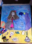 My home under the sea by Whitelili123 by Whitelili123