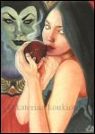 Snow White - ACEO by Katerina-Art