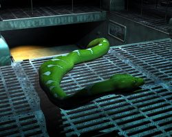 Loose Snake by PWRof3D