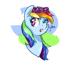 Flower Hat by gigandjett