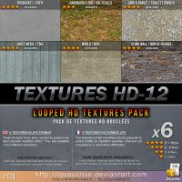 Free Textures : 034-Textures-HD-12 by lasaucisse