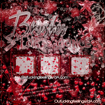 Brushes StarsDance/Hearts by OurFuckingFeelings