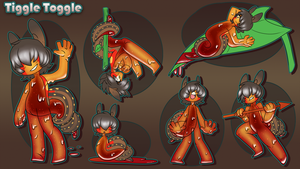 Tiggle Toggle by DandyDoodles