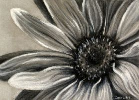 Day 259 - ACEO Drawing for Charity by secrets-of-the-pen