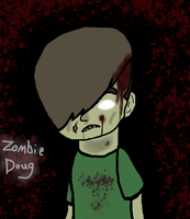 Zombie Doug by Ashben11