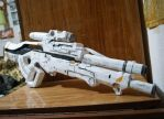 Mass Effect-Cerberus M-13 Raptor - sniper rifle by fiaformulaone