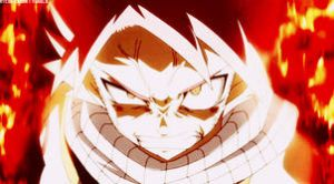 Natsu's fury by kanamelover101