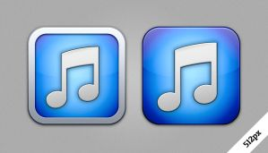 iTunes 11 flurry style by myBaco