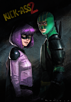 Kick-Ass 2 by Roggles