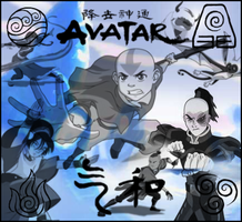 Avatar TLA Brushes by CandySlush