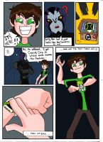 Test Subject Ben 10 Pg. 1 by Somdude424