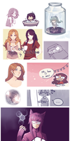 sketchdump 13 by Meli-Lusion