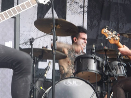 Motionless In White Brandon 10 by xMasqueradedFacesX