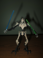 Clone Wars General Grievous by BenTigre