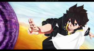 Zeref Dragneel by AJM-FairyTail