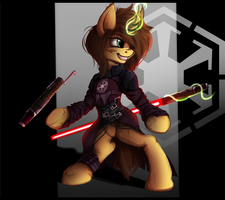 Star wars: imperial pony by apostolllll