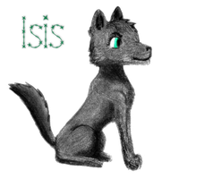 Isis by AngelStar100