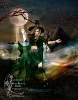 The Witching Hour by Gina-Marie