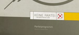 Keine Partei by fexes
