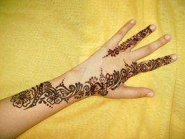 My Henna 8 by honeyness